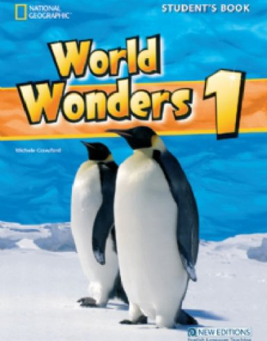 World Wonders 1 Level(s): A1 | Beginning